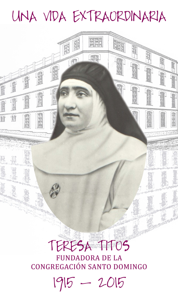 Colegio Santo Domingo Granada Teresa Titos Garzón