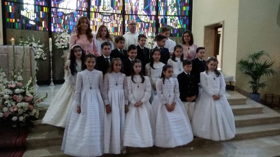 Vestidos primera comunion santo domingo