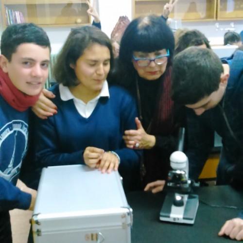Práctica de laboratorio 4º E.S.O