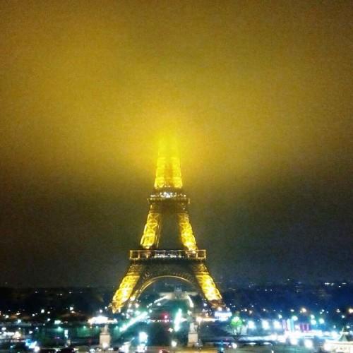 París Intercambio diciembre 2014
