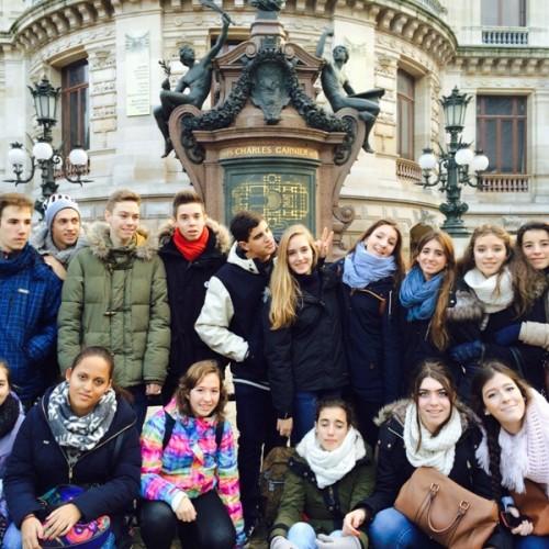 París diciembre de 2014