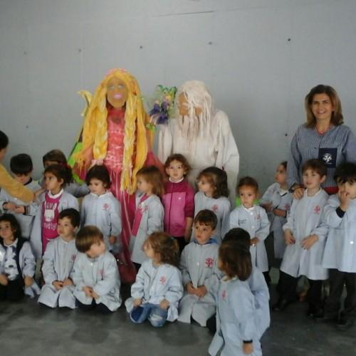 INFANTIL: TEATRO EN EL COLE