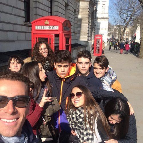 INTERCAMBIO LONDRES