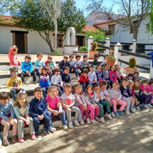 En la granja escuela