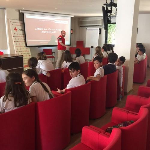 Visita a la Cruz Roja, 5º EPO