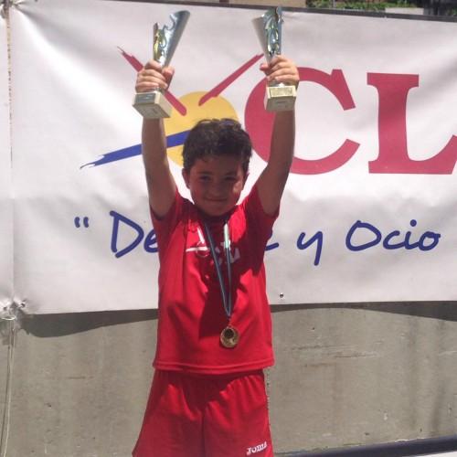 Campeones Liga y Copa CL de Granada