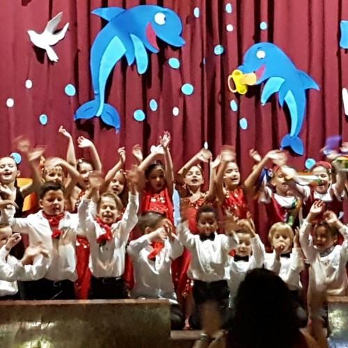 Actuaciones fin de curso Educación Infantil