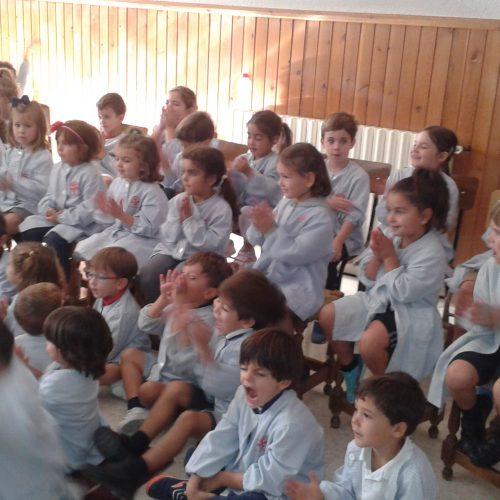 """Celebración E. Infantil """"Nuestra Señora Virgen del Rosario"""""""