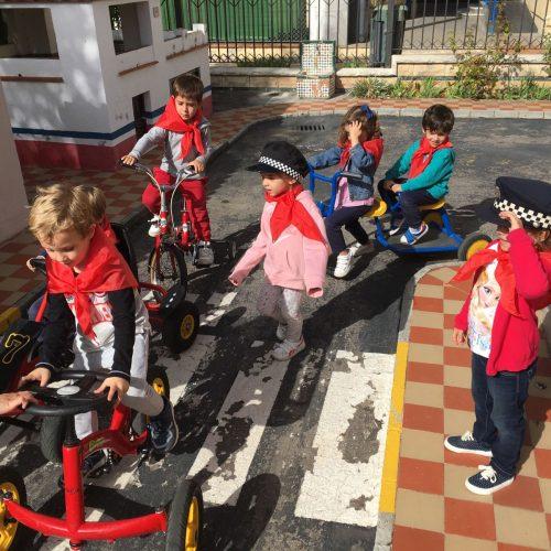 ALBOLUT-Parque Infantil de Tráfico