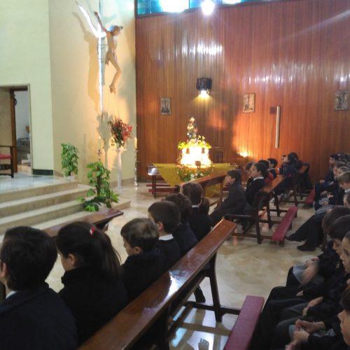 Eucaristía Niña María  (EPO)