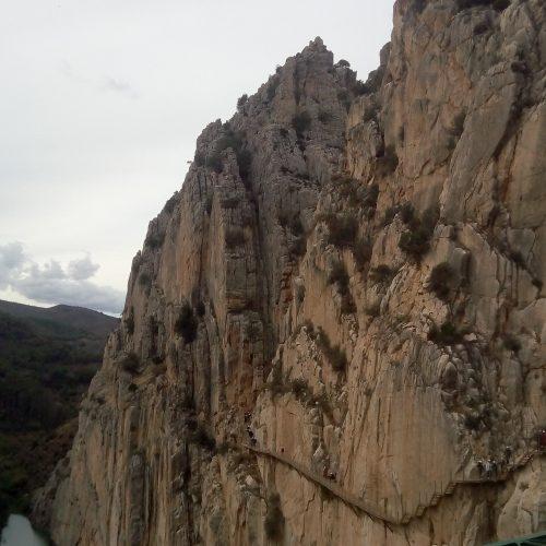 Caminito del Rey (3ºESO, 4ºESO, 1º y 2ºBACHILLERATO )