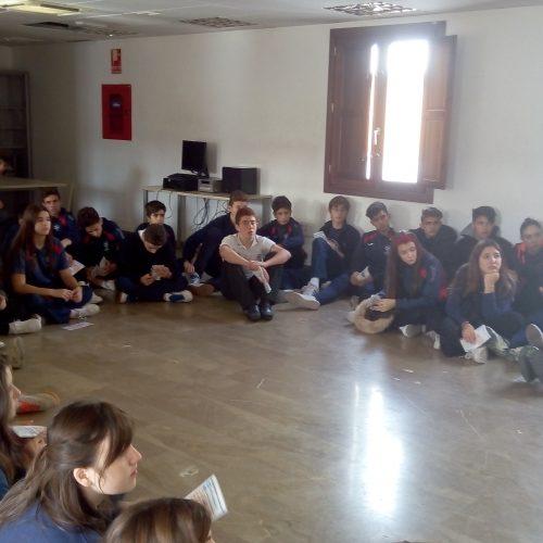 Casa de la Juventud (3ºESO)
