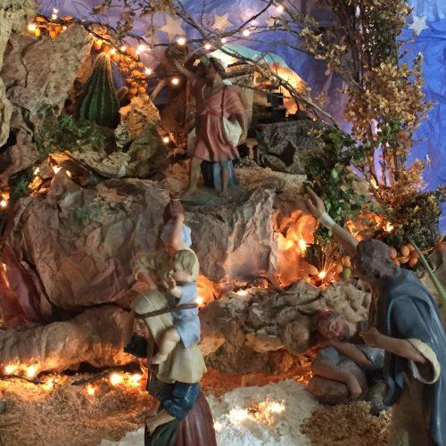 Adviento: Nos preparamos para la Navidad.