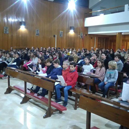 Eucaristía de Navidad (APA)