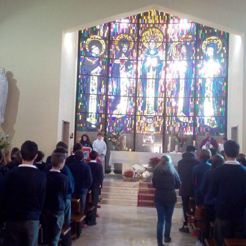 Eucaristía de Adviento  (ESO)