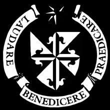 Escudo congregación santo domingo