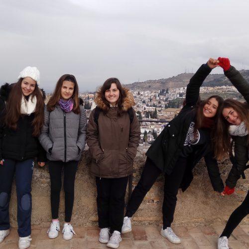 Visita Alhambra  (3ºESO)