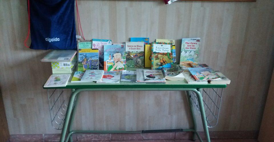 """Plataforma de lecturas en Inglés para Primaria """"Kuaderno"""""""