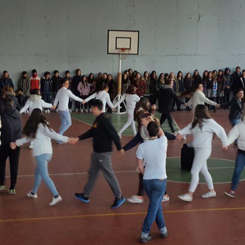 Día de la Paz  ( ESO y Bachillerato)