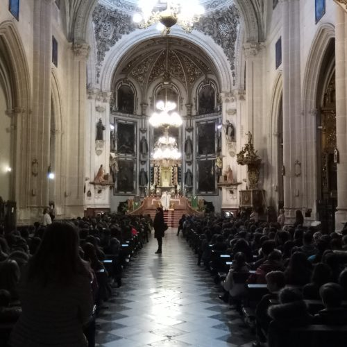 Día Madre Teresa Titos Garzón