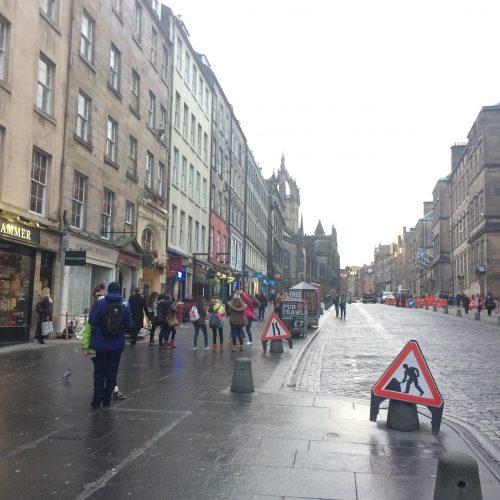Estancia Lingüística en Escocia (4ºESO y 1ºBach.)