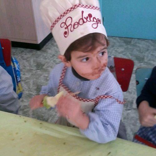 Taller de cocina (Ed. Infantil 3 años)