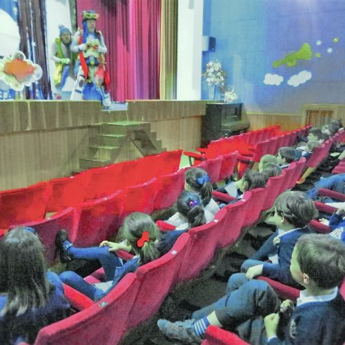 Bolo&Claus and The Green Dragon. Teatro (EPO)