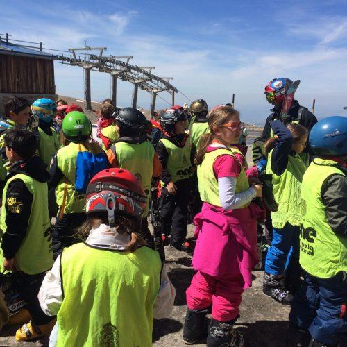 Jornadas de Esquí en Sierra Nevada