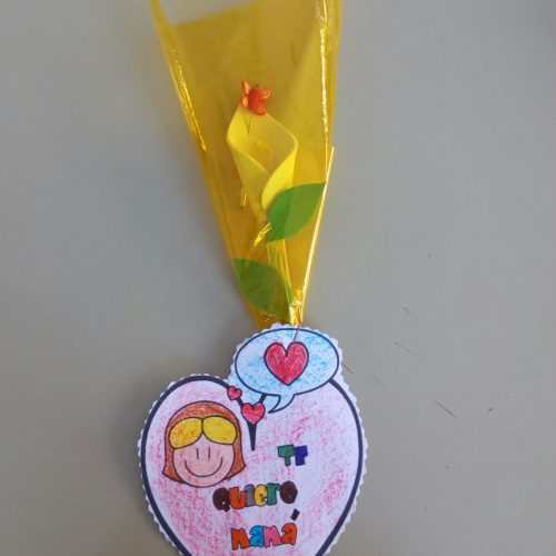 Día de la Madre ( Ed.Infantil 5años)