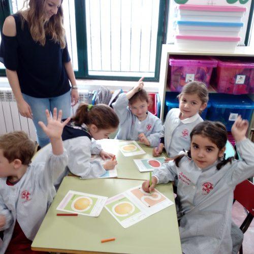 Visita sorpresa  (Ed. Infantil 4 años)
