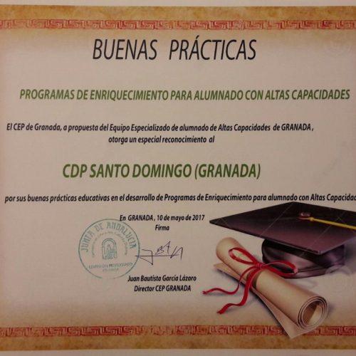 BUENAS PRACTICAS CON ALUMNADO DE ALTAS CAPACIDADES