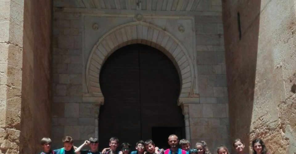 Visita a la Alhambra (5ºEPO)