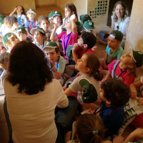 Visita a la Alhambra  (Ed.Infantil)
