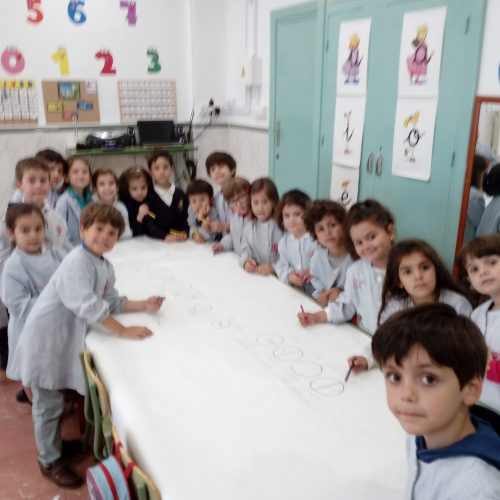 """Proyecto """"EL ESPACIO"""" (Ed.Infantil 4años)"""