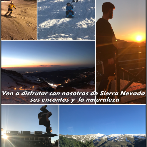 Promoción Sierra Nevada (2ºBach)