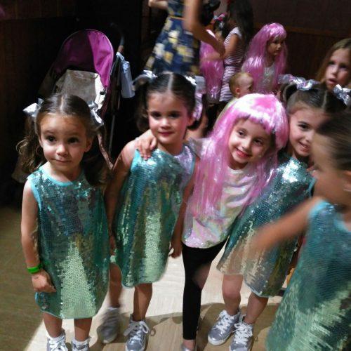 Fiesta fin de curso (Ed. Infantil)
