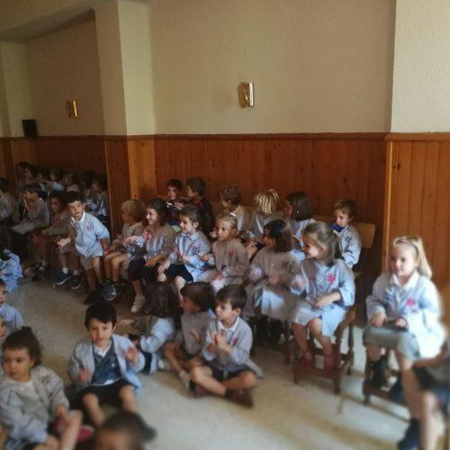 Día de la Virgen del Rosario (Educación Infantil)