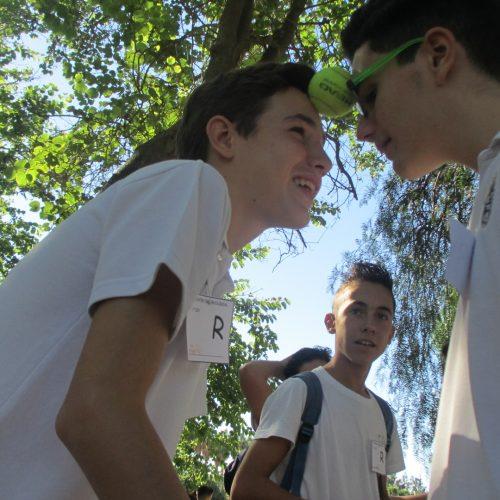 Primer Encuentro Intercolegial  (3ºESO)