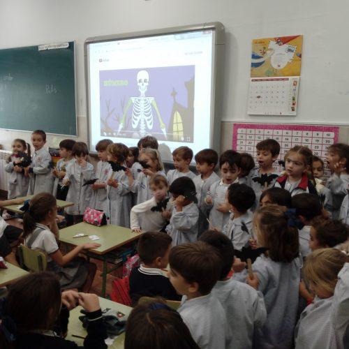 "Poesia del ""Vampiro"" (Ed.Infantil 4años)"