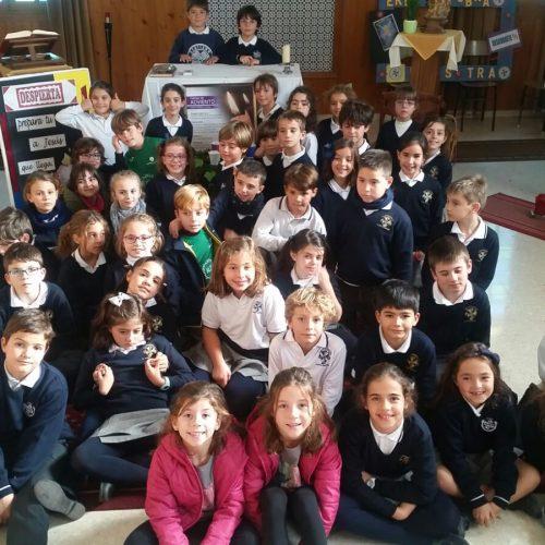 Dinámica Adviento niños comunión