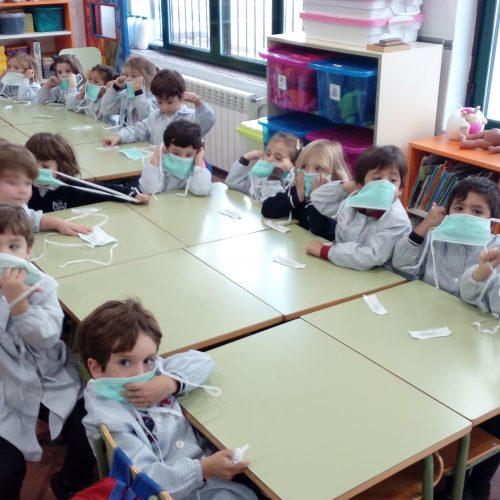 """Visita de una """"Enfermera"""" a 4 años"""