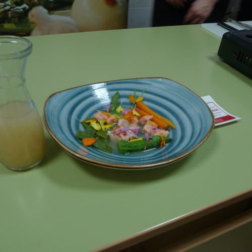 """Pequeños gourmets"" (5ºEPO)"