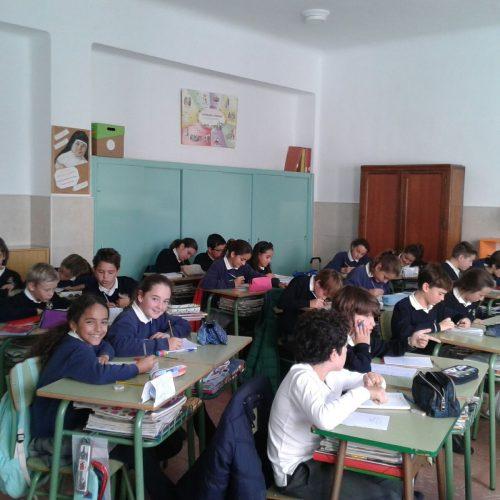 Proyecto europeo de Matemáticas. Noviembre