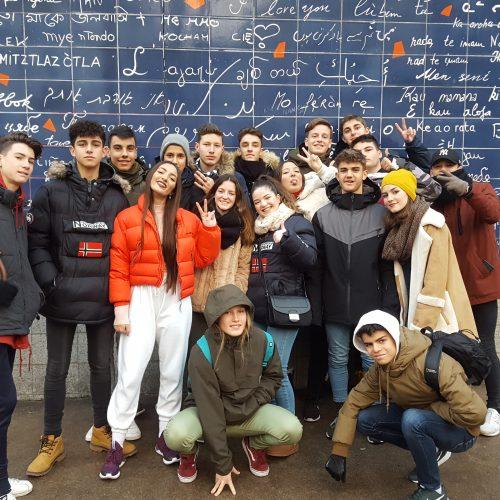 VI Intercambio Francófono (2017/2018)