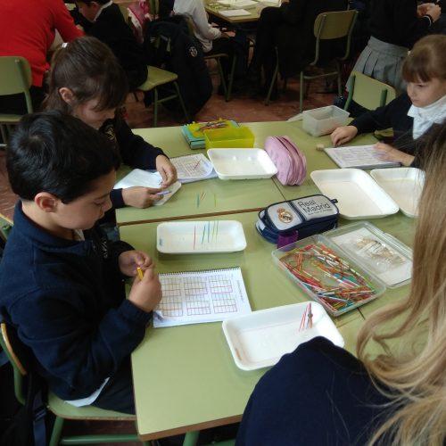 Grupos interactivos 1ºEPO