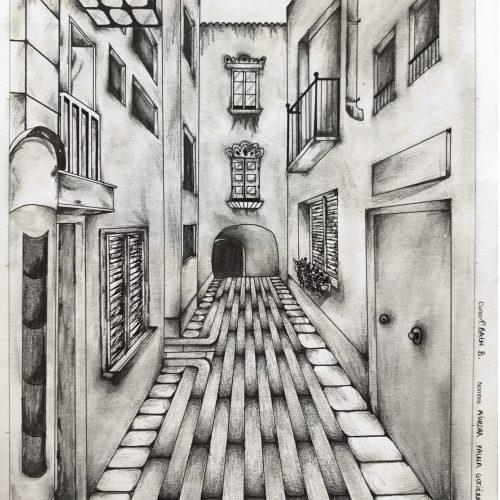 Exposición Virtual Dibujo Artístico